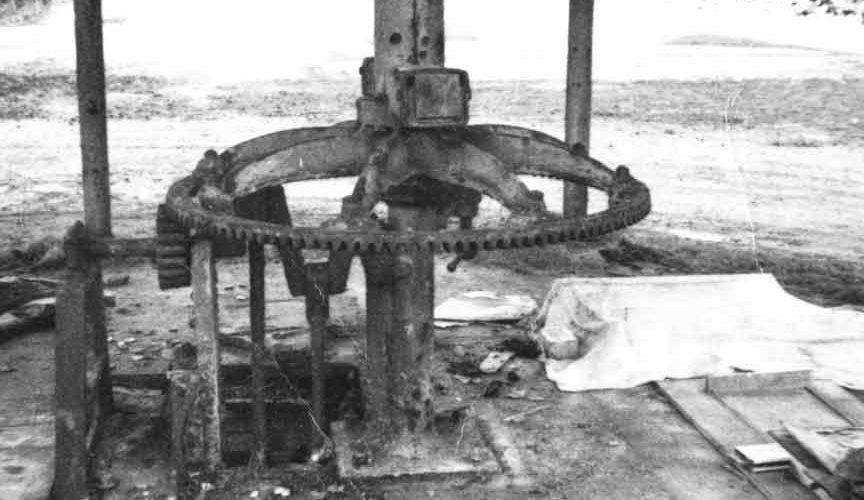 Horse-wheel-at-Shabden-gearing-detail