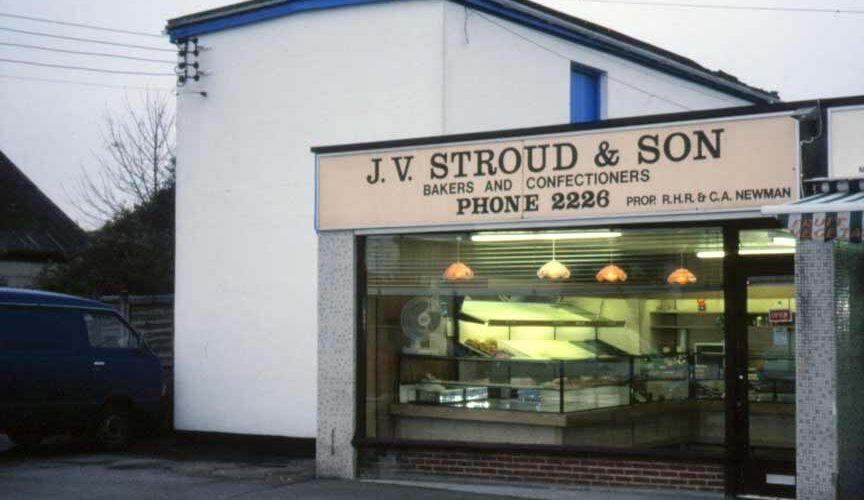 Stroud's Bakery