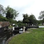 Garston Lock (102), Kennet & Avon Canal 02 220515