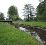 Ufton Lock (98), Kennet & Avon Canal 01 220515