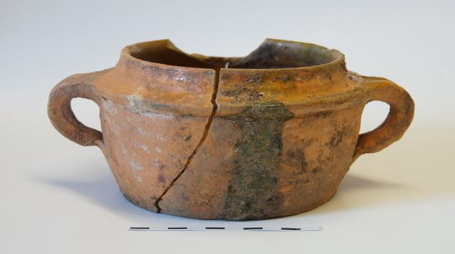 Silver Street Excavation - Pot