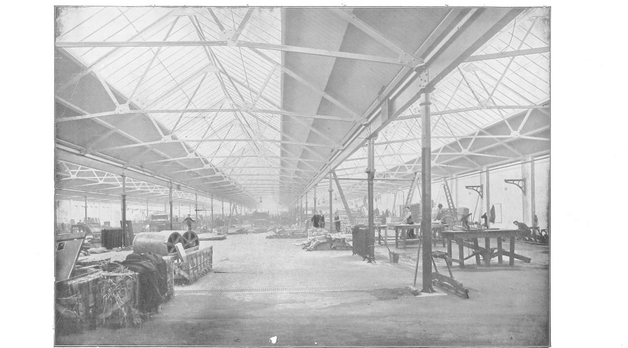 1908 - Cox and Wyman Reading