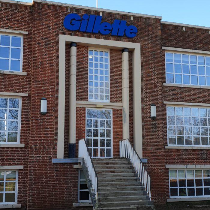 Gillette Building - Entrance JAJ (Jan 2020)