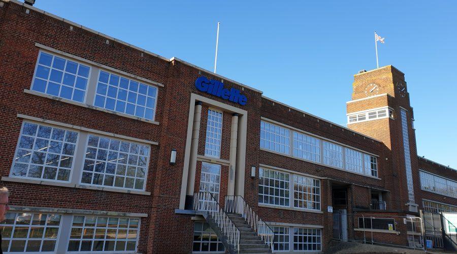 Gillette Building - Front 2 JAJ (Jan 2020)