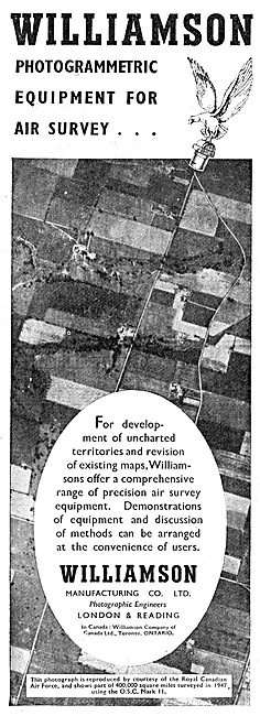 Gillette Building - Williamson Advert