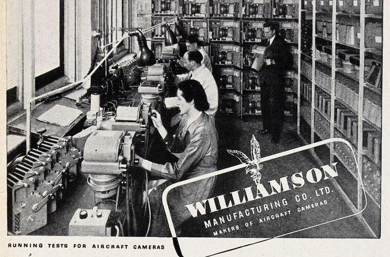 Gillette Building - Williamson Factory (Grace's Guide) 2