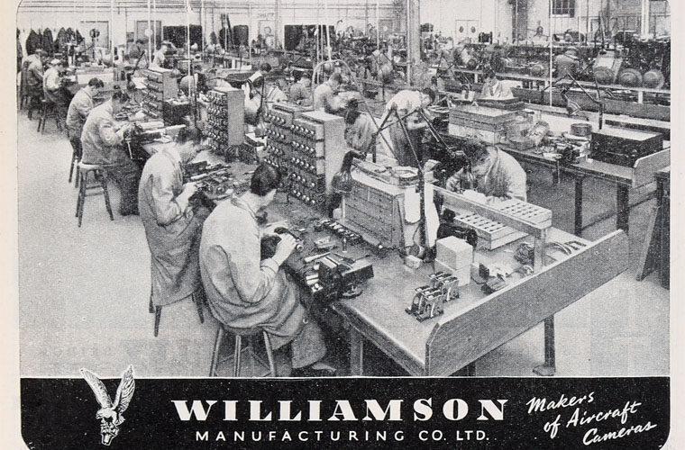 Gillette Building - Williamson Factory (Grace's Guide)