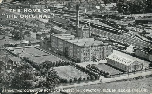 Horlicks Slough - 1920 (Slough History Online)